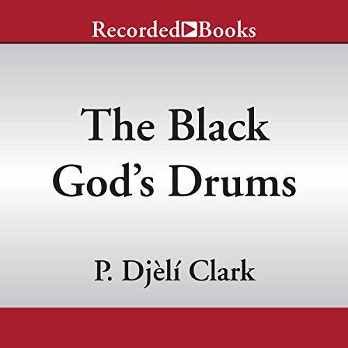 Couverture de The Black God's Drums