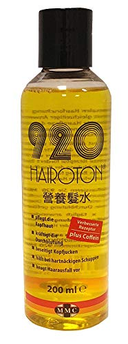 MM-Cosmetic 920 Hairoton Haar Tonic, 1er Pack (1 x200 ml)