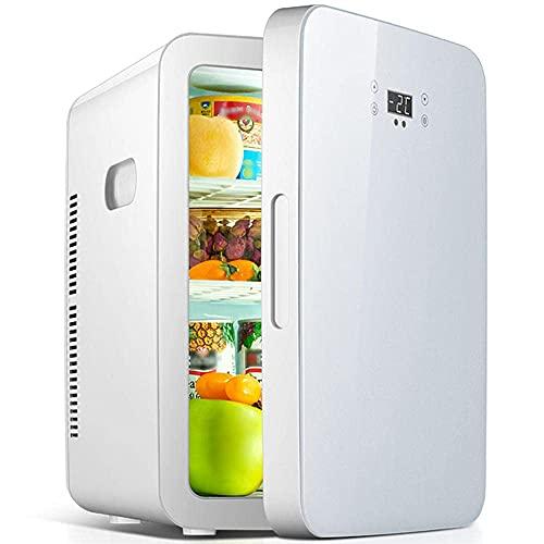 Refrigerador portátil para automóvil - HSTFR 12 V Mini refrigerador 25L Refrigerador de gran capacidad para automóvil, RV, furgoneta, vehículo, barco, mini refrigerador para el hogar