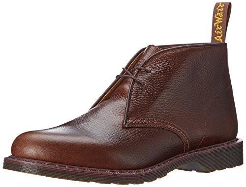 Dr. Martens Herren Sawyer New Nova Desert Boots, Braun (Dk. Brown), 39 EU