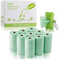 300-Count Biook 100% Biodegradable Dog Poop Bag