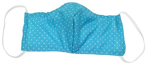Stoffmaske mit Stofftasche verschiedene Farben u. Designs Wiederverwendbare Gesichtsmaske aus Baumwolle waschbar Mundmaske Staubmaske