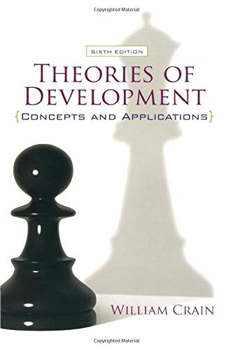 Theories of Development: Concepts and Applications:...