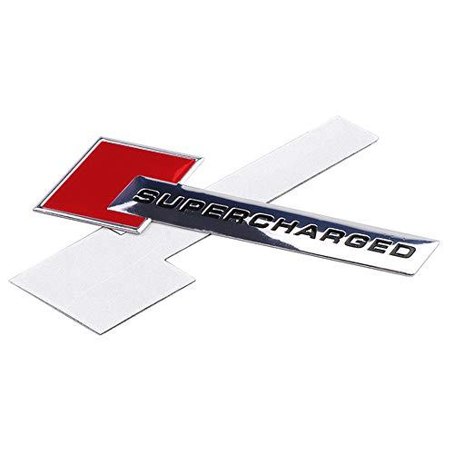 BANIKOP Aluminium 3D Metalen Auto Sticker Embleem Badge | Auto Stickers |, Voor Audi A3 A4 A5 A6 Q3 Q5 Q7 S4 S6