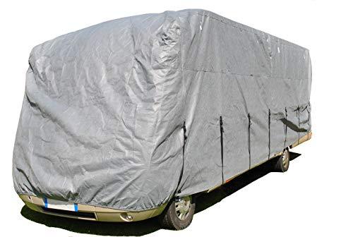 HBCOLLECTION Premium Atmungsaktive Schutzhülle für Integrierte Wohnmobile Reisemobile (LxlxH 9.50x2.60x2.80m)