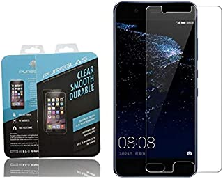 Glass Screen Protector By Pureglas For Huawei P10 Plus, Transparent