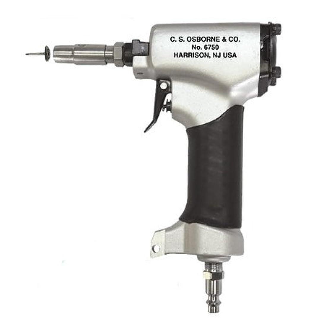 C.S. Osborne & Co. 6750 Pneumatic Decorative nail gun. (MPN # 76286)