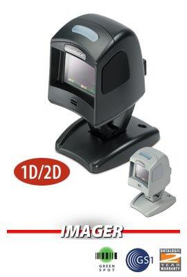Datalogic Scanning Mg110010–000Magellan 1100i, scanner, modèle, pas de bouton, Noir, RS232dragées