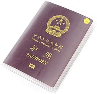 qingqingR Portable Carte du Monde Voyage Passeport ID Carte Couverture Titulaire Cas Protecteur Cas