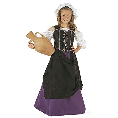 Limit Mi239 T4 Taverne Keeper Costume pour Enfant