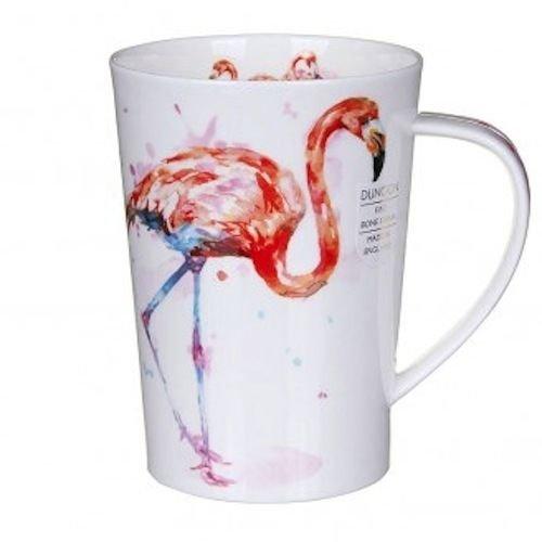 Dunoon heerlijk helder Flamingo bot China mok Argyll stijl