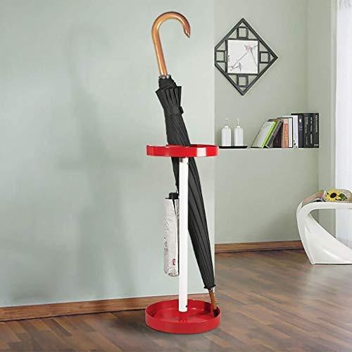 WXJLYZRCXK Soporte de Paraguas Simple Creativo Oficina en Casa Tienda Paraguas Barril Moda Paraguas Estante de Alenamiento 22.5 * 52Cm