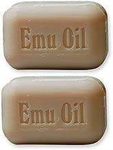 Soap Works Emu Oil Soap Bar 2 BARS (110g) Brand