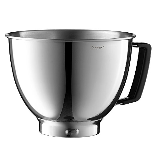 WMF Küchenminis Rührschüssel 3,0 l, für WMF Küchenminis Küchenmaschine One for All, cromargan