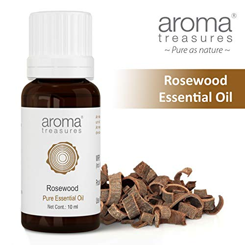 Aroma Treasures 100% Pure & Natural Essential for healthy Skin/body & mind (Rosewood Essential Oil)