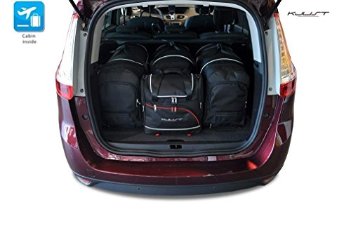 Car Fit Bags 2011 Kjust Carbags Sacs Cartes D/édic/ées Range Rover Evoque