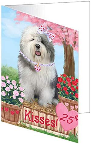 Doggie of the Day Rosie 67% OFF of fixed price 25 Cheap super special price Kisses Gree Old Sheepdog English Cent