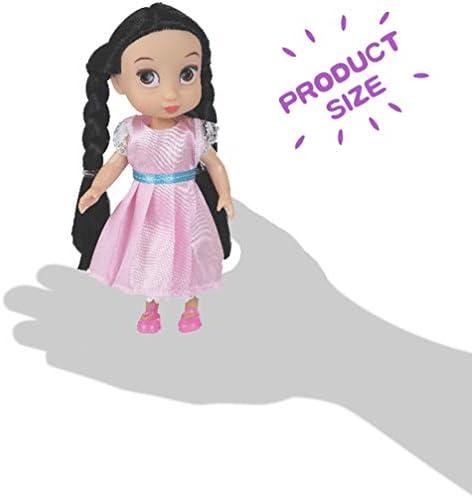 Mini toddler princess dolls _image3