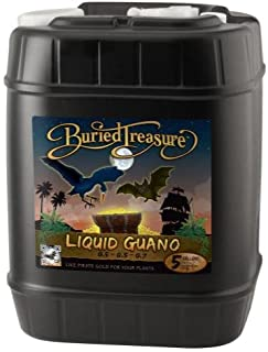 buried treasure liquid guano