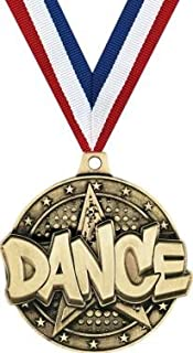 Crown Awards Dance Star Medals - 2