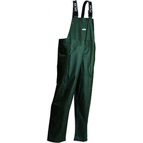 Lyngsoe LR46–08-xxl taglia 2x L pantaloni con'Microflex–green-p, verde, LR46-08-XXXL