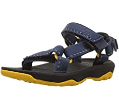 "SPECK NAVY TODDLER//CHILD//YOUTH KIDS TEVA /""HURRICANE XLT 2/"" SANDALS"