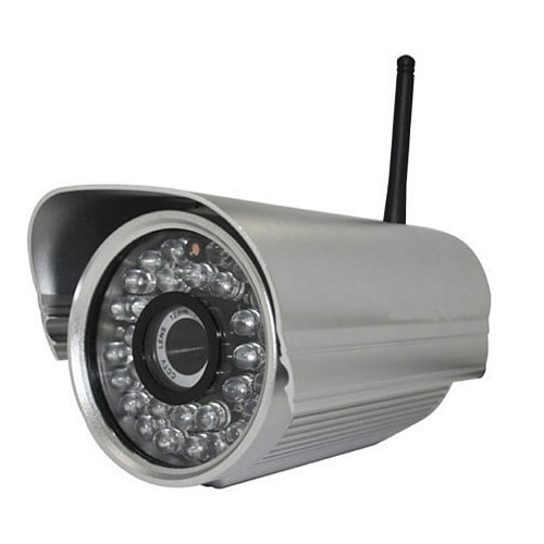 Allnet ALL2213 P2P Consumer Outdoor IP-Kamera (1 Megapixel CMOS-Sensor, 1280 x 720 Pixel, SD-Kartenslot)
