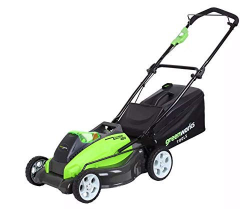 Greenworks Tools 40V accu grasmaaier 45cm + 1x6Ah accu + oplader (2500107VD)