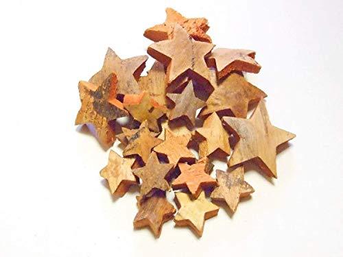 35 Kokossterne Mix Natur Weihnachten Potpourri Deko Sterne Advent Gesteck Kranz Weihnachtsgeschenke