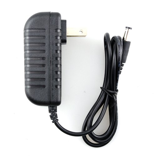 NiceTQ Replacement Wall/Home AC Power Charger Adapter for Casio CTK-2500 CTK-2550 61-Key Portable Keyboard