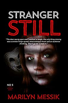 Book cover image for Stranger Still A Roller-Coaster Of A Psi-Fi Thriller (Strange Series)