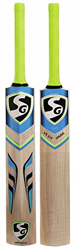 SG Kashmir Willow Cricket Bat Sh VS 319 Spark