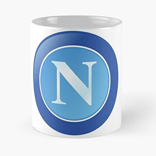 Football Club - Società Sportiva Na-poli Calcio Serie A Classic Mug Best Gift Coffee Mugs 11 Oz