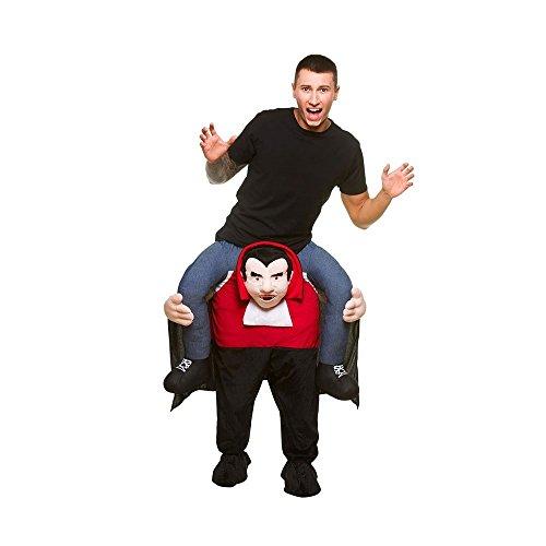 Carry Me Vampir kostuum voor volwassenen, eenheidsmaat, MA-8724