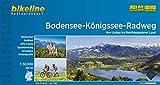 Bikeline: Bodensee-Königssee-Radweg. Von Lindau ins Berchtesgadener Land, wetterfest/reißfest - Esterbauer