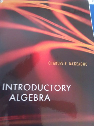 Introductory to Algebra