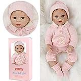 bebe reborn 22 inch 55cm muñecas reborn Realista del bebé los niños hechos a mano...