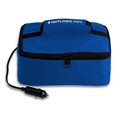 Hot Logic Food Warming Tote 12V, Lunch, Blue
