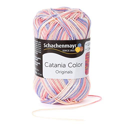 Schachenmayr Handstrickgarne Catania Color, 50g Pastell
