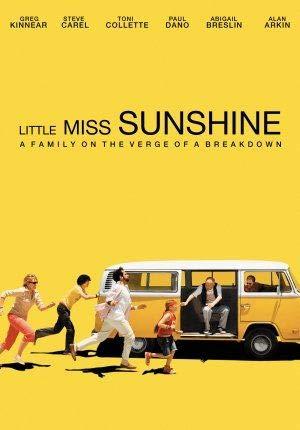 Little Miss Sunshine - Poster da parete 'U.S Movie Wall', 30 x 43 cm