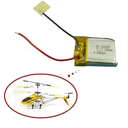 Batteria di backup ad alte prestazioni 3.7 V 180 mAh Batteria Lipo per Skytech M3 m3 Pezzi di ricambio di ricambio per elicottero Syma Skytech RC
