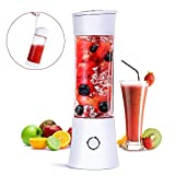 Smoothie Maker, Fityou 480ml Mixer Tragbar Entsafter, Standmixer Mini Blender Multifunctional USB...