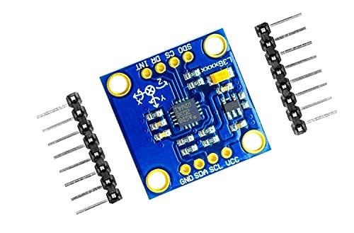 l3gd20GY de 50de 3ejes giroscopio I2C para Arduino, Raspberry Pi, MultiWii