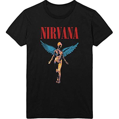 T-Shirt # S Unisex Black # Angelic [Import]