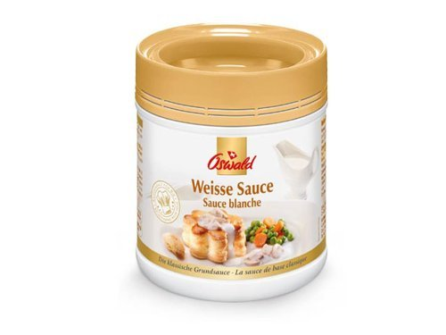 Oswald Weisse Sauce - 500 g