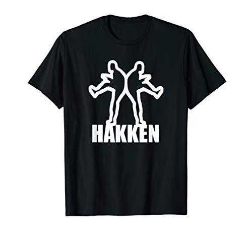 Hakken Hakkuh Hardcore Gabber Uptempo Terrorcore Hakke T-Shirt