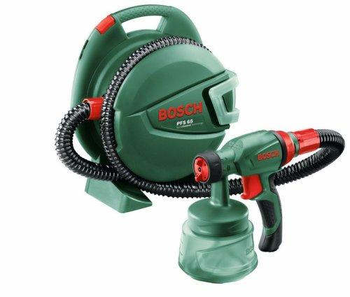 Bosch Pistolet de peinture pour bois et lasures Universal PFS 65 à...