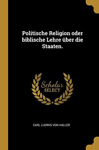 GER-POLITISCHE RELIGION ODER B