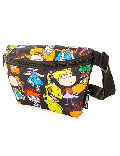 FYDELITY Fanny Pack Belt Bag Ultra Slim NICK Nickelodeon 90's Rugrats w/Tommy