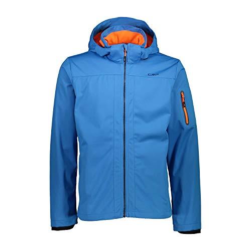 CMP Herren Softshelljacke Man Jacket Zip Hood 39A5027 Regata 50